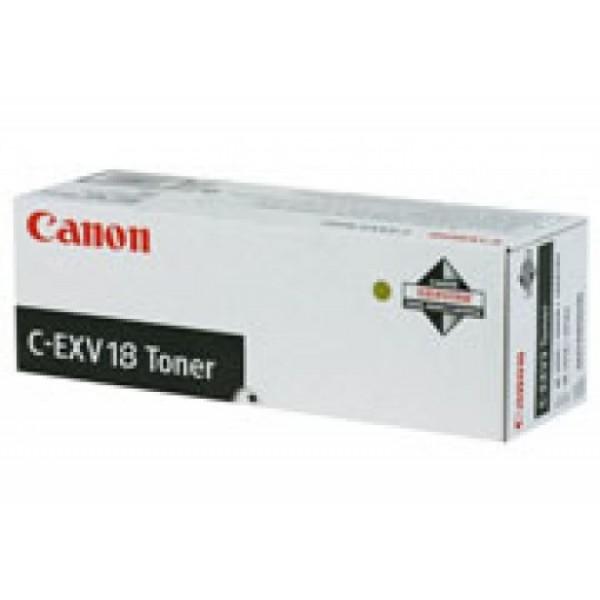 Canon C-EXV-18 Orjinal Fotokopi Toner