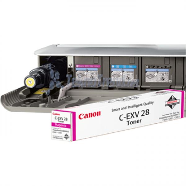 Canon C-EXV-28 Orjinal Kırmızı Fotokopi Toner
