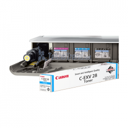 Canon C-EXV-28 Orjinal Mavi Fotokopi Toner