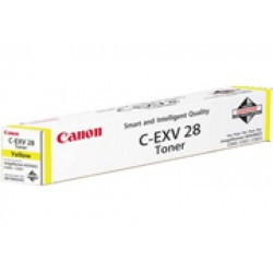 Canon C-EXV-28 Orjinal Sarı Fotokopi Toner