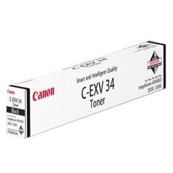 Canon C-EXV-34 Orjinal Siyah Fotokopi Toner