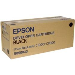 Epson C1000-C2000/C13S050033 Orjinal Siyah Toner