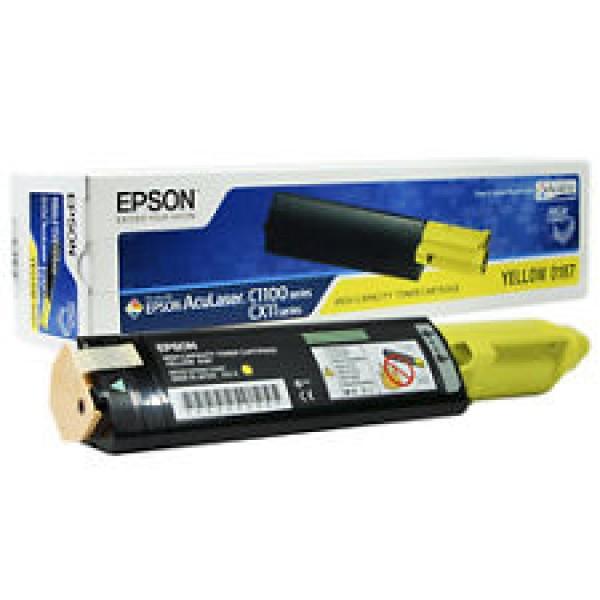 Epson C1100-CX-11-C13S050191 Orjinal Sarı Toner