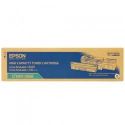 Epson C1600-CX-16-C13S050556 Orjinal Mavi Toner Y.K.