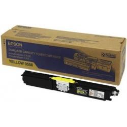 Epson C1600-CX-16-C13S050558 Orjinal Sarı Toner