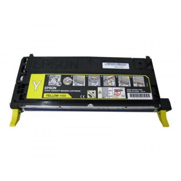 Epson C2800 C13S051158 Orjinal Sarı Toner Y.K.