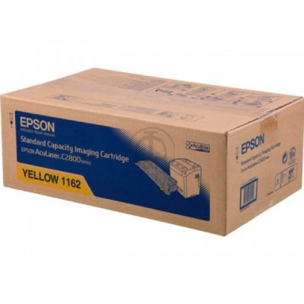 Epson C2800 C13S051162 Orjinal Sarı Toner
