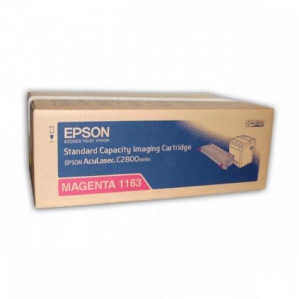 Epson C2800 C13S051163 Orjinal Kırmızı Toner