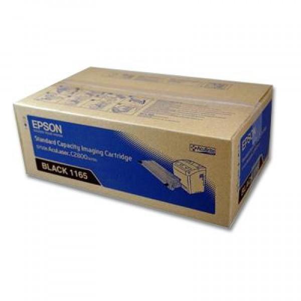 Epson C2800 C13S051165 Orjinal Siyah Toner