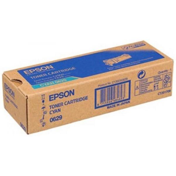 Epson C2900-CX29-C13S050629 Orjinal Mavi Toner