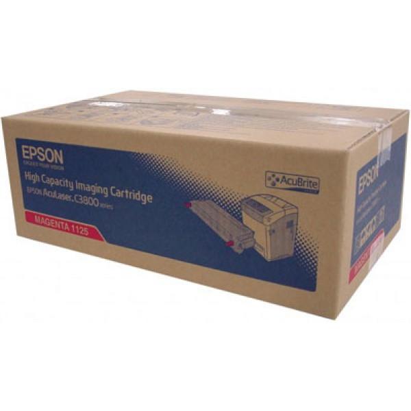 Epson C3800 C13S051125 Orjinal Kırmızı Toner Y.K
