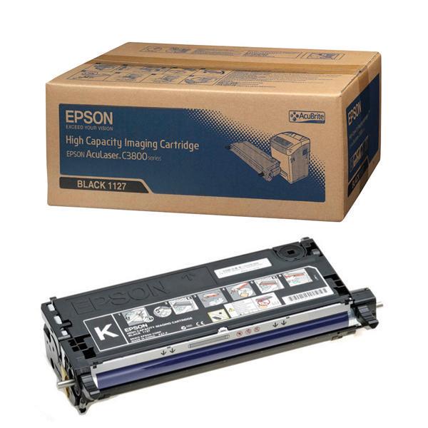 Epson C3800 C13S051127 Orjinal Siyah Toner