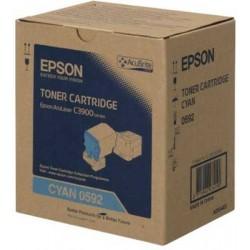 Epson C3900-CX37-C13S050592 Orjinal Mavi Toner