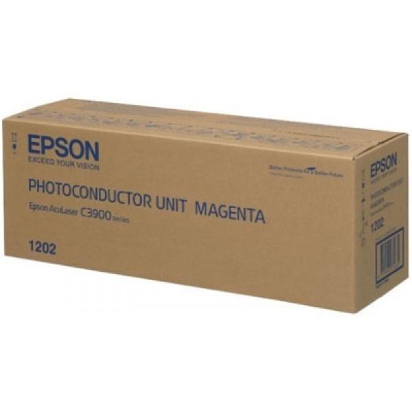 Epson C3900-CX37-C13S051202 Orjinal Kırmızı Drum Unitesi