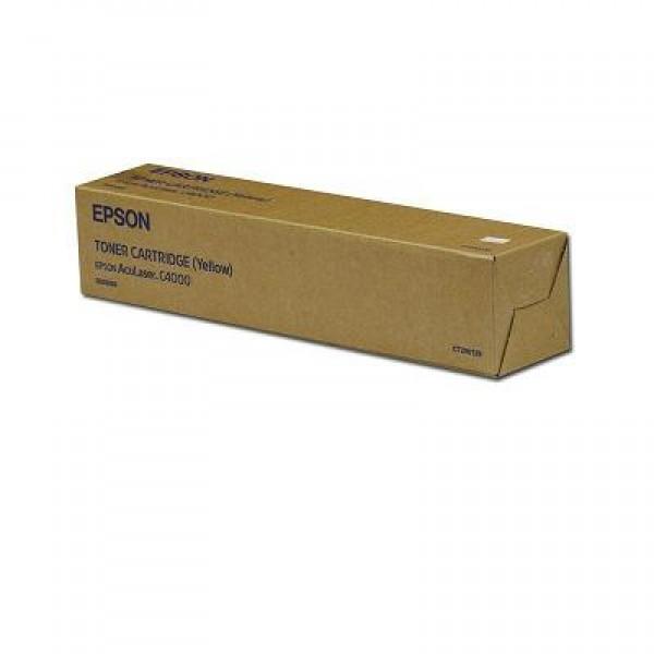 Epson C4000 C13S050088 Orjinal Sarı Toner