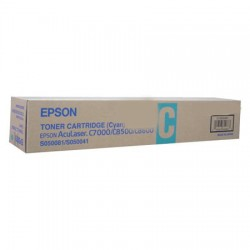 Epson C8500-C8600 C13S050041 Orjinal Mavi Toner