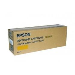 Epson C900 C1900 C13S050097 Orjinal Sarı Toner Y.K.