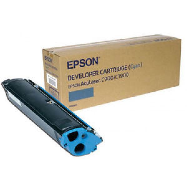 Epson C900 C1900 C13S050099 Orjinal Mavi Toner Y.K.