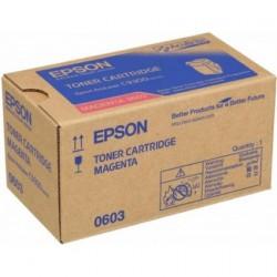 Epson C9300 C13S050603 Orjinal Kırmızı Toner