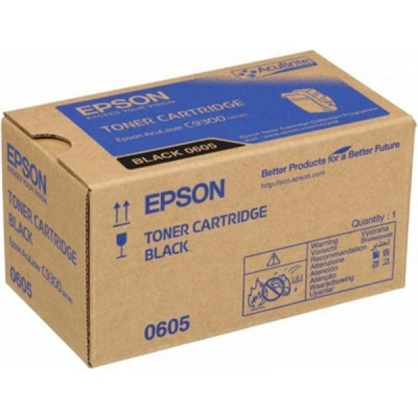 Epson C9300 C13S050605 Orjinal Siyah Toner
