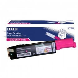 Epson CX21-C13S050317 Orjinal Kırmızı Toner