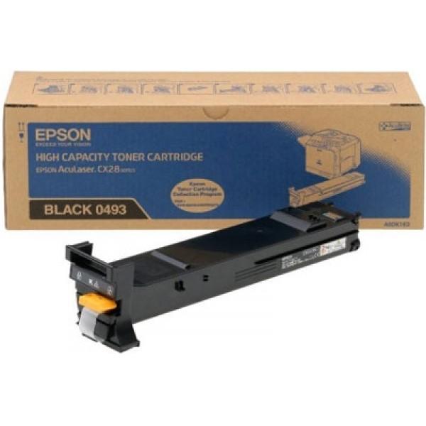 Epson CX28-C13S050493 Orjinal Siyah Toner