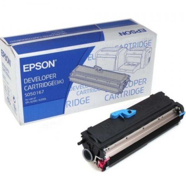 Epson EPL6200/C13S050167 Orjinal Toner