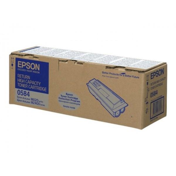 Epson M2300-M2400-MX20-C13S050584 Orjinal Toner Y.K.