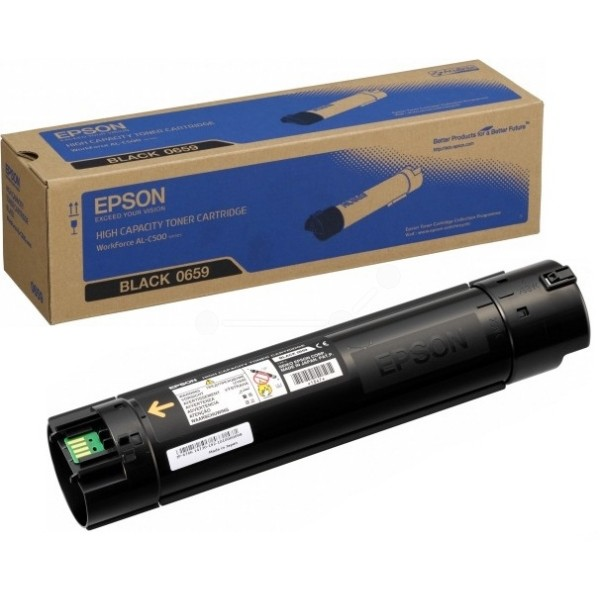 Epson WorkForce AL-C500-C13S050659 Orjinal Siyah Toner Y.K