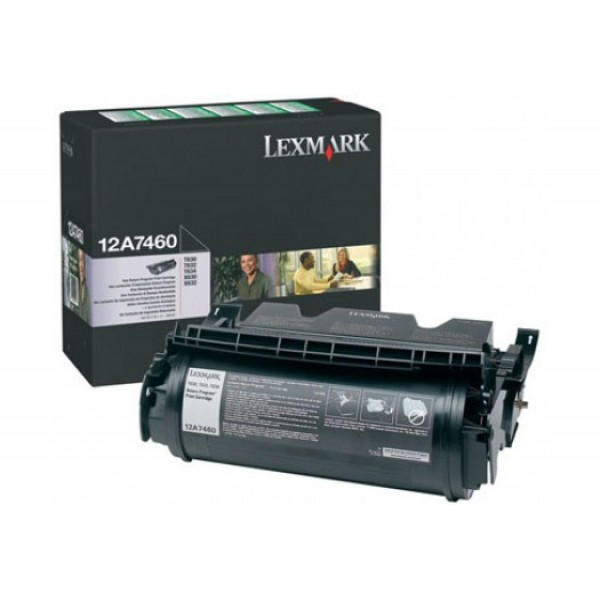 Lexmark T632 Orjinal Toner