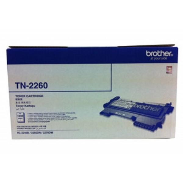 Brother TN 2260 Orjinal Toner